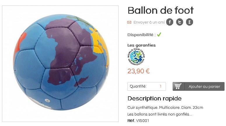 Ballon vision SM