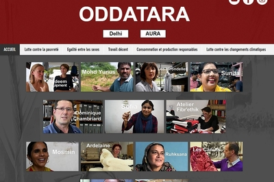 Web-documentaire ODDATARA